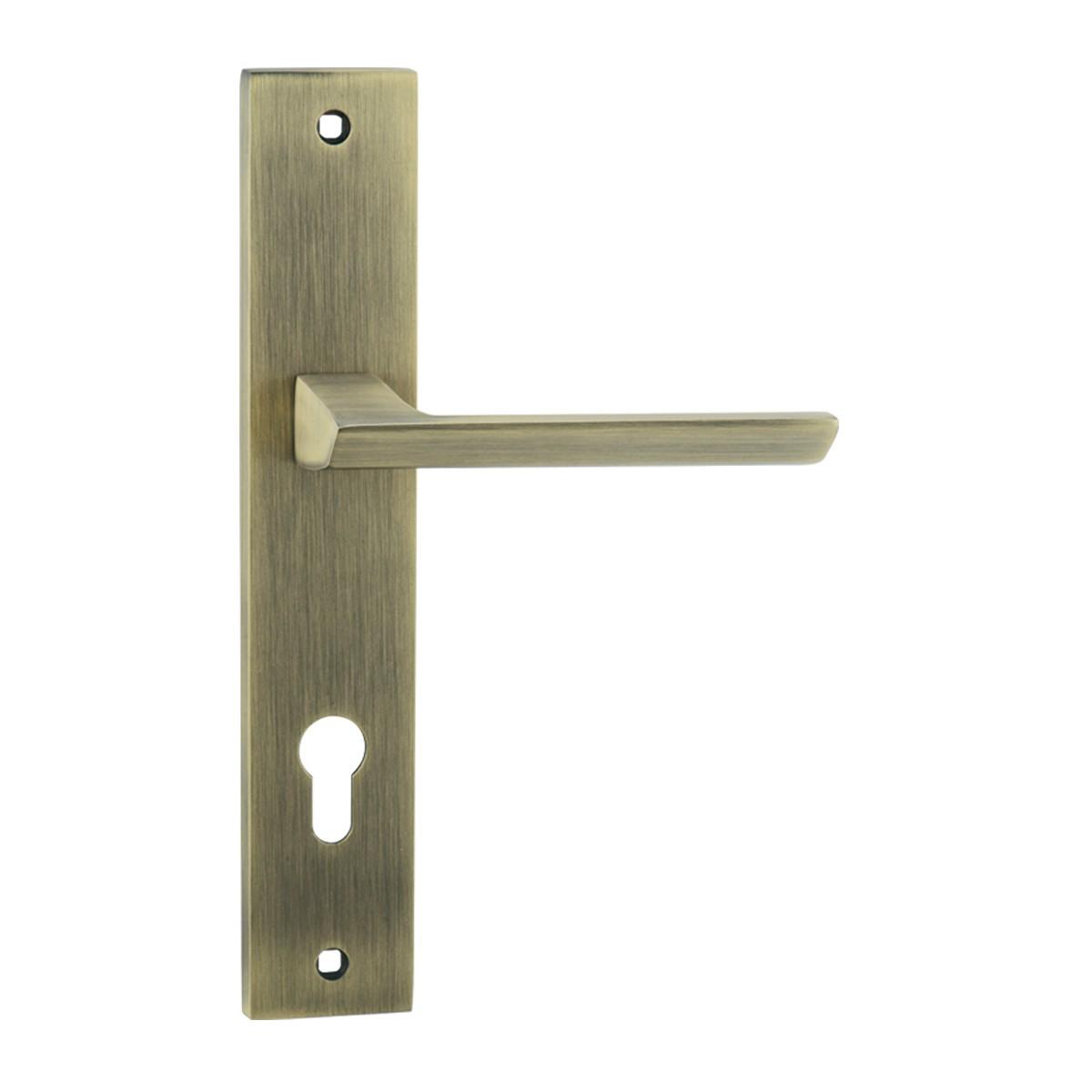 Латунная Ручка Двери Серии 1200