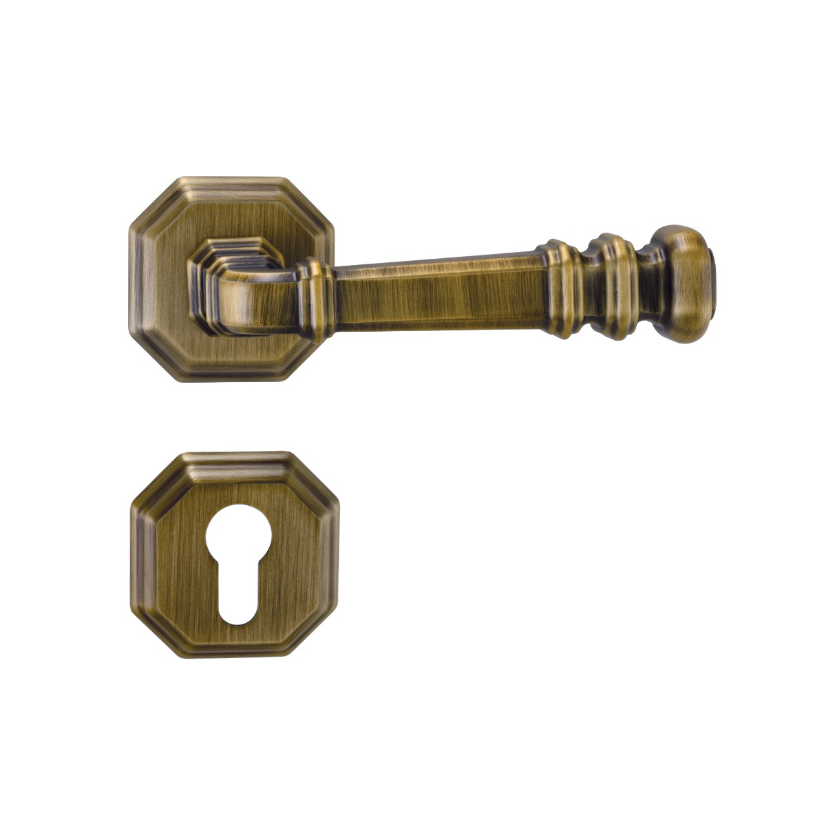 Rosette handle Atlas