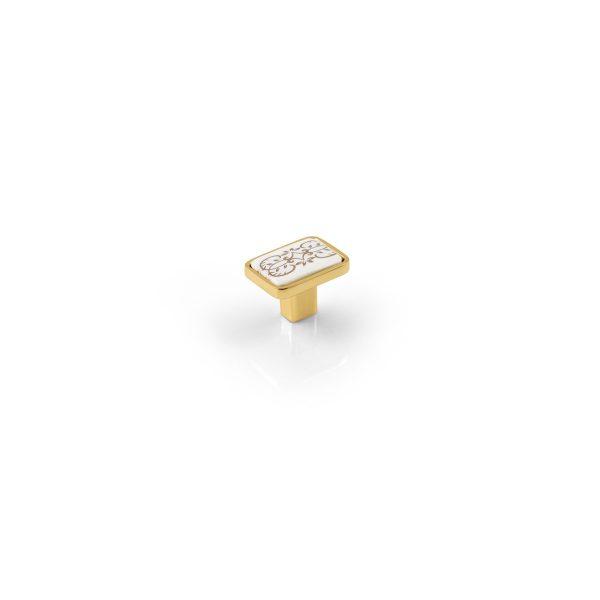 دستگیره کابینتی H8400CG - طلایی PVD